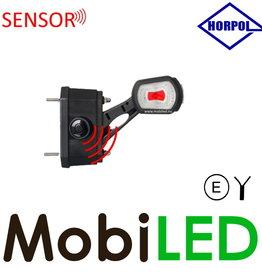 HORPOL Pendellamp Schuin model - Rechts- E-keur klein met sensor