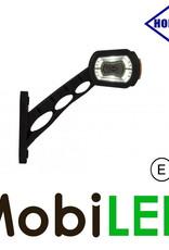 HORPOL Pendellamp Schuin model - Links - Rood/Amber/Wit - 12/24V - E-keur groot