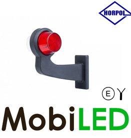 HORPOL LED Deens model Links Gebogen  12-24v