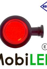 HORPOL Unit  Deens model NEON rood 12-24v E-keur