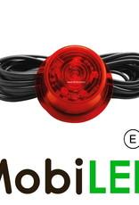 Gylle Gylle unit  Deens model rood 12-24v