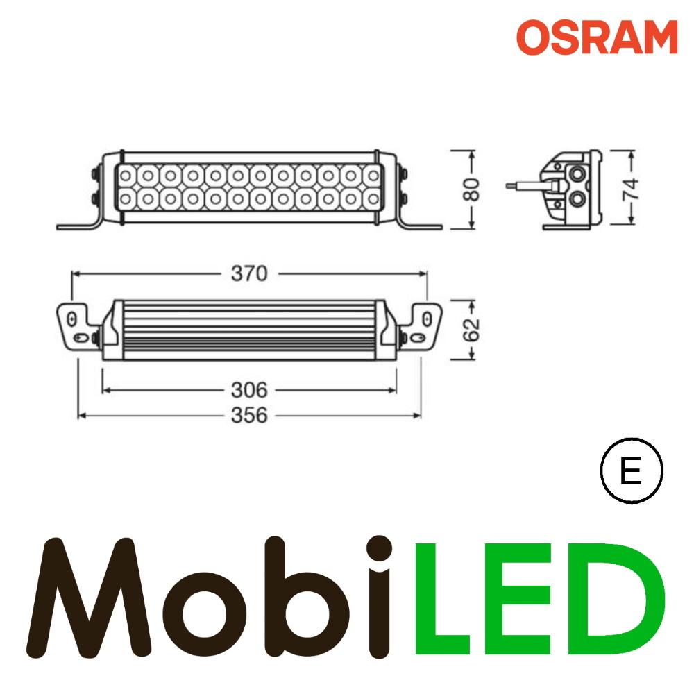 VX250-CB Light bar 30 Watt 306 mm combo E-keur