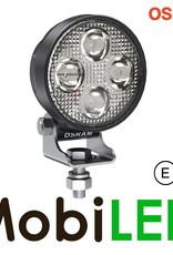 VX80-WD Werklamp 22W rond E-keur