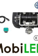 Hella Hella S3000 Werklamp 31W vierkant E-keur