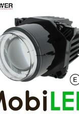 Crawer Crawer koplamp groot-  en dimlicht 12-24V rond AMP