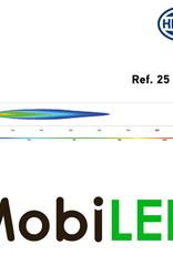 Hella Hella Luminator Verstraler Metaal Positielicht E-keur