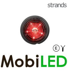 Strands Strands unit  Deens model rood dark look