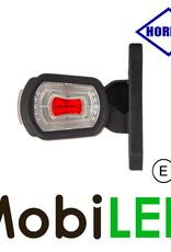 HORPOL Pendellamp Kort model Links Rood/Amber/Wit 12/24V E-keur
