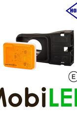 HORPOL Horpol zijmarkering  blokje amber  hoekhouder Neon