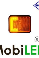 HORPOL Horpol zijmarkering  blokje amber Neon