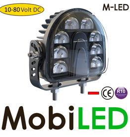 M-LED M-LED Veiligheidslamp 10-80V rood
