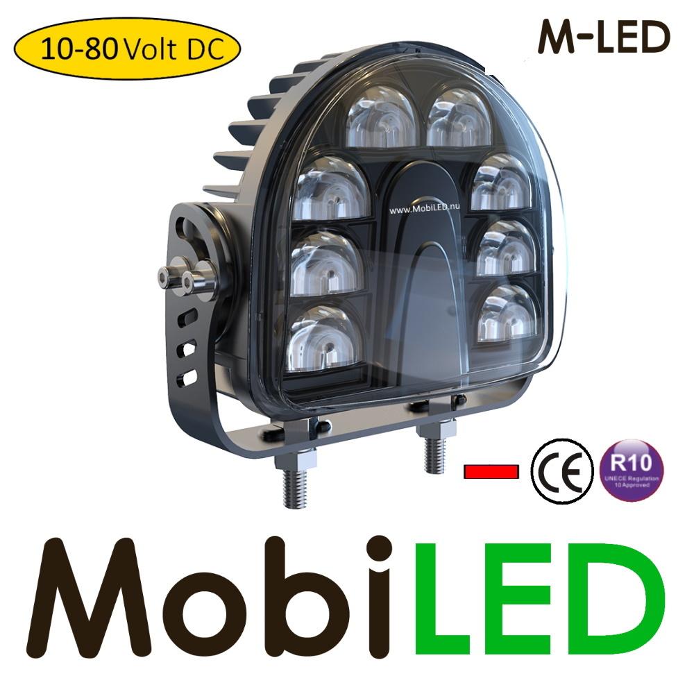 M-LED M-LED Veiligheidslamp 10-80V rood E-Keur