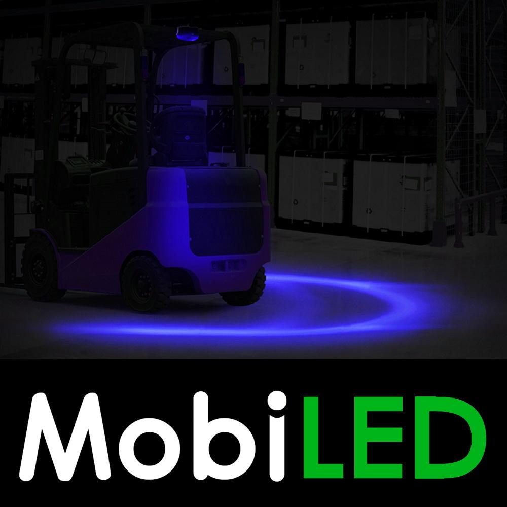 M-LED M-LED Veiligheidslamp 10-80V blauw E-Keur