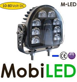 M-LED M-LED Veiligheidslamp 10-80V blauw