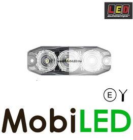 LED autolamps Achteruitrijlamp 3 led helder