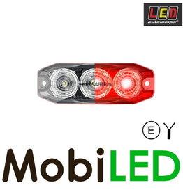 LED autolamps Remlicht 3 led helder