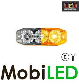 LED autolamps Richtingaanwijzer 3 led helder (achterkant)