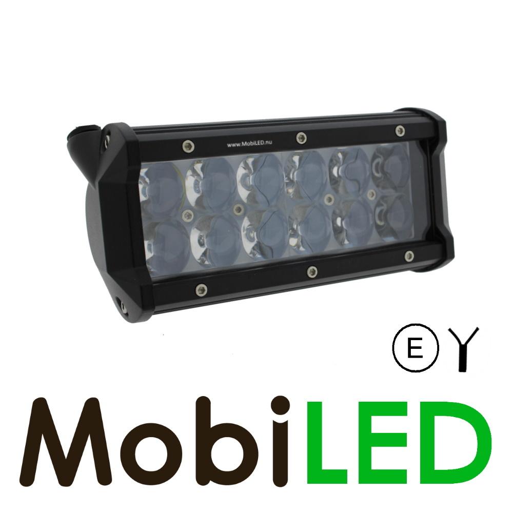 CREE light bar 36 watt 12-24 volt 4D breedstraler