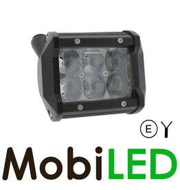 Breedstraler 18 watt light bar CREE 4D