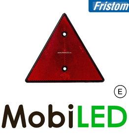 Fristom Reflector driehoek Rood E-keur