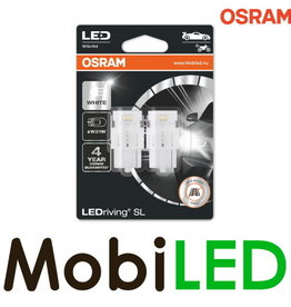 OSRAM W21W (W3x16d) LEDriving SL (Wit)