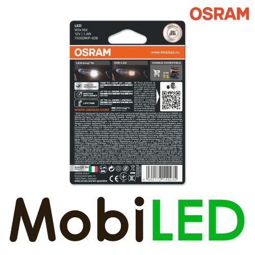 OSRAM W21W (W3x16d) LEDriving SL Wit