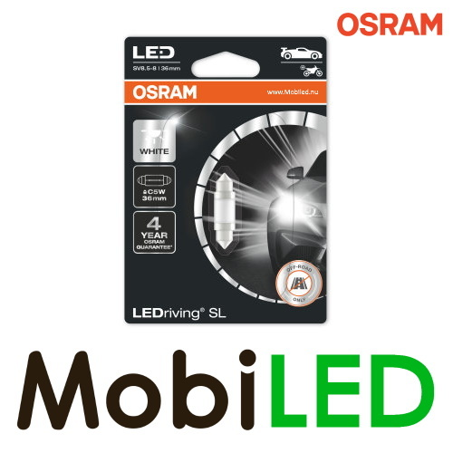 OSRAM C5W (SV8.5-8) LEDriving SL 36mm