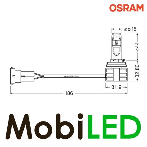 OSRAM H11 (PGJ19-2) LEDriving HL (67211CW ) 12-24V