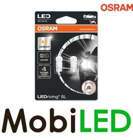 OSRAM  W2.1 x 9.5d (W5W)  LEDriving SL  (Amber)