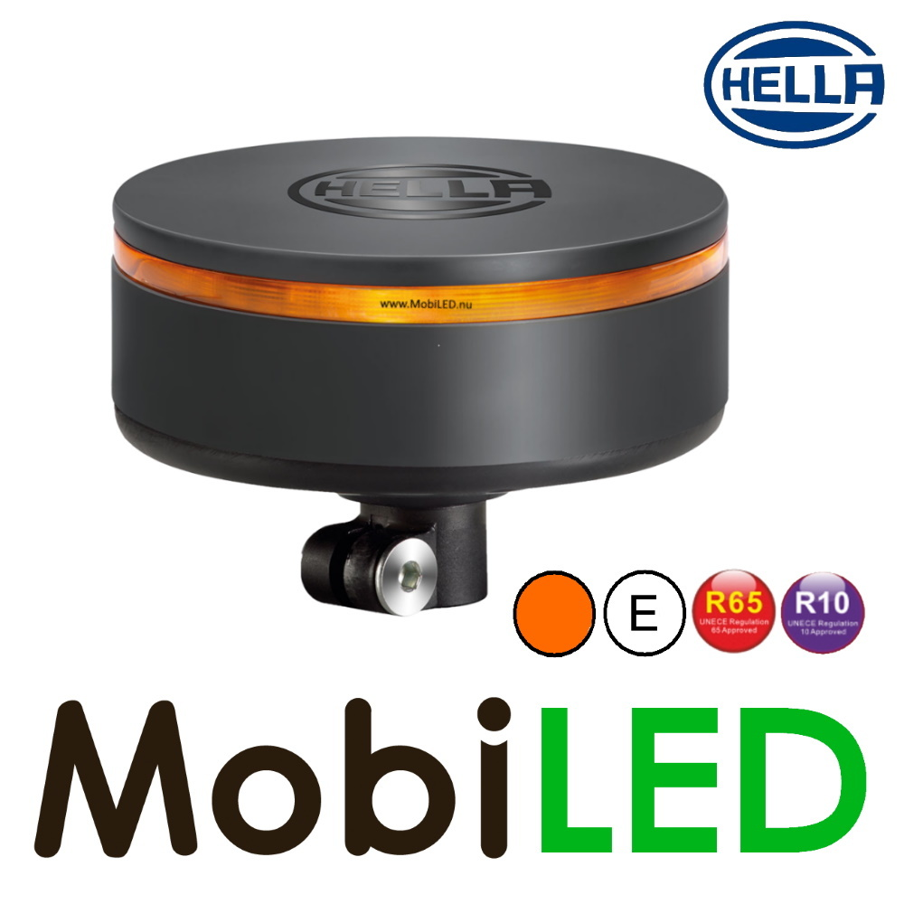 Hella Hella K-LED Rebelution flexibele montage