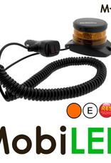 M-LED Mini zwaailamp magneet/vast E-keur