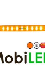 Flitser Amber 9 led 12-24 volt
