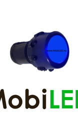 Controle lamp LED blauw