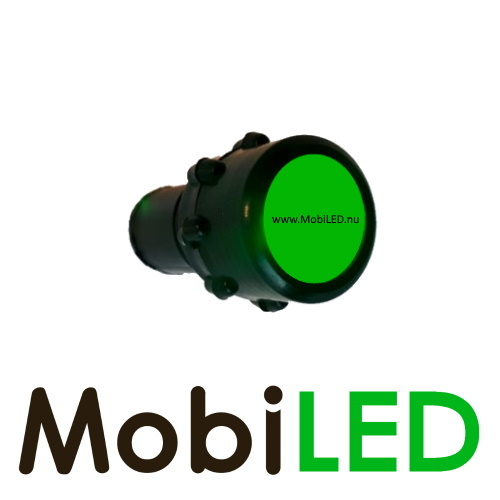 Controle lamp LED groen