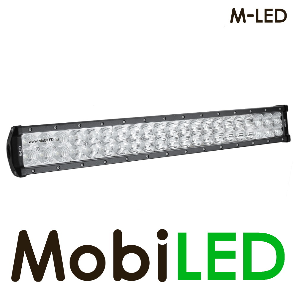 M-LED M-LED classic 32 inch dual row Led bar 180 watt