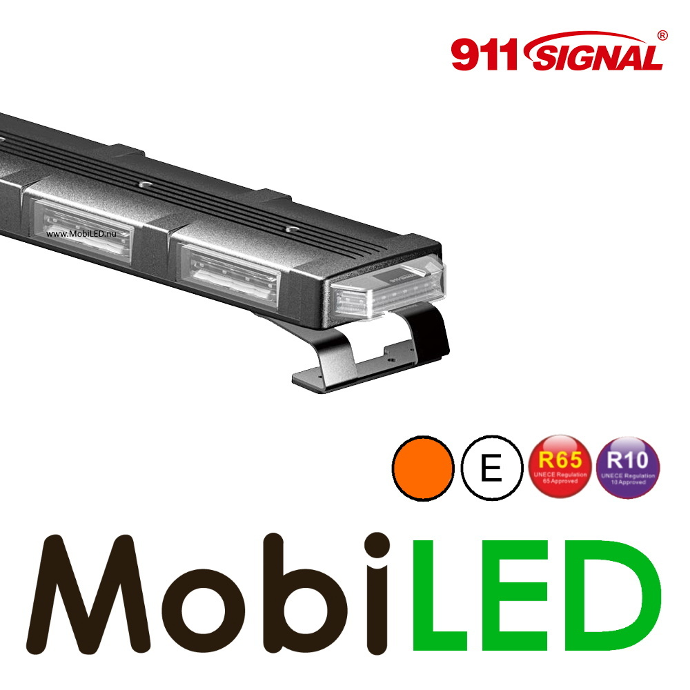 911 Signal 911 Signal Traffic advisor 920 mm Amber E-keur