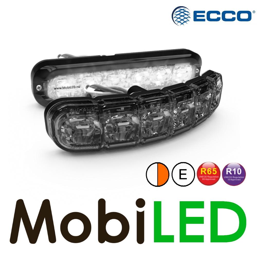 Ecco Ecco flexibele flitser amber/wit E-keur