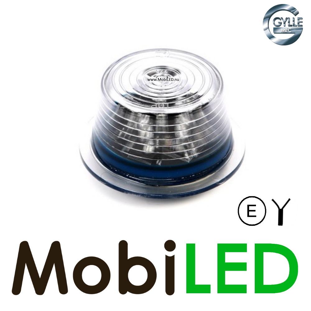 Gylle Gylle unit Deens model Wit transparant 12-24v E-keur
