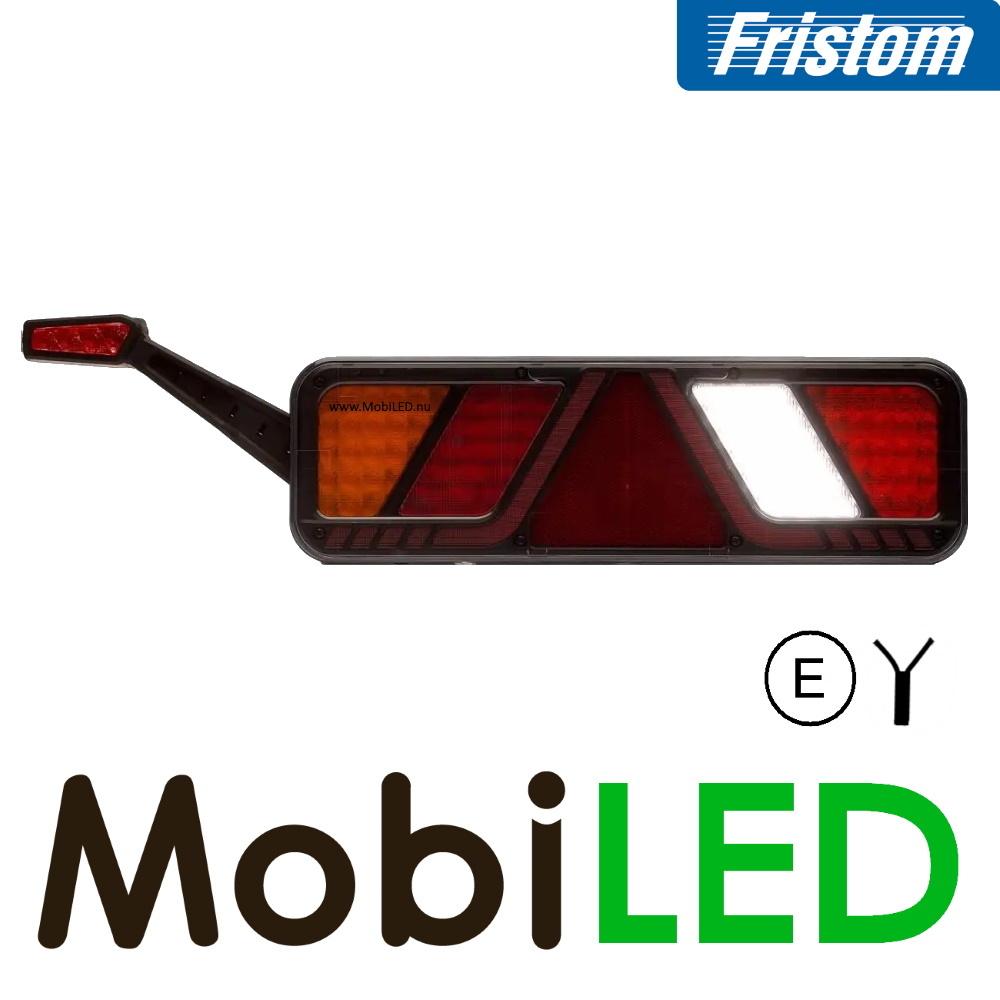 Fristom Achterlicht 5 functies reflector breedte markering links 24v E-keur