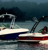Monster Tower MTK Forward Facing Wakeboard Tower with Nav Light- RAL color