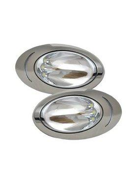 ITC ITC LED-Docking Lights - Edelstahl - pro Paar