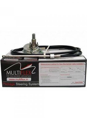 Multiflex controls Stuursysteem Easy connect, 19 Ft (48,3 cm)