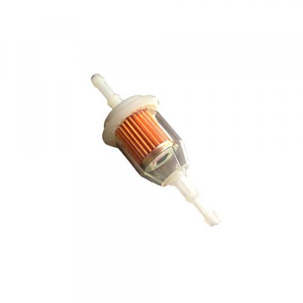 Easterner Disposable inline fuel filter, 6 & 8 mm