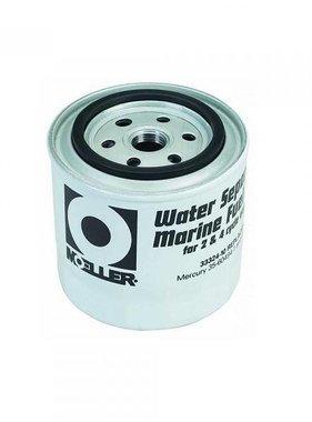 Scepter Wasserabscheidender Kraftstofffilter (lang) Mercury / Universelle Style