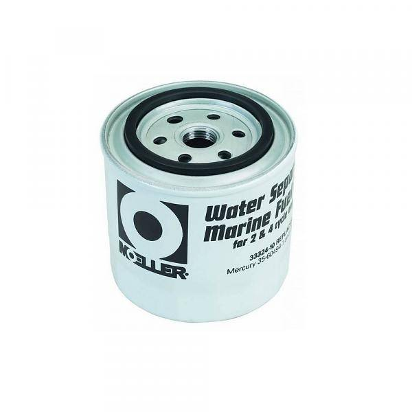 Scepter Waterafscheidend brandstoffilter - lang - Bombardier (John./ Evin.)