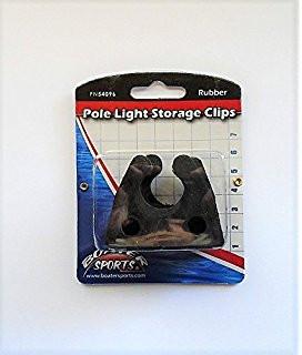 rubberen clips voor verlichting - per paar