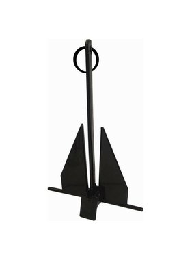 Boatersports Slip-Ring Anchor - 3.18 kg Coated