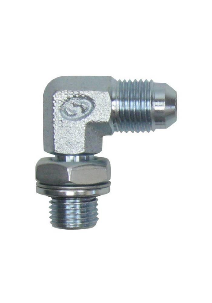 Lecomble & Schmitt L&S Draaibare kniekoppeling - RVS - 1/4 cilindrisch
