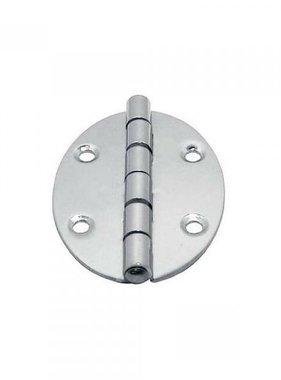 Titan Marine Oval Hinge - casted 67 * 36,5 * 48 * 2 mm