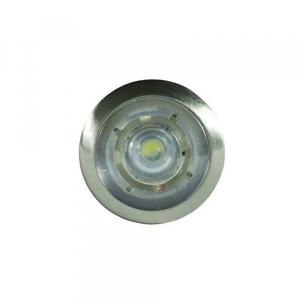 ITC ITC LED knooplicht Courtesy - Wit - Nikkel